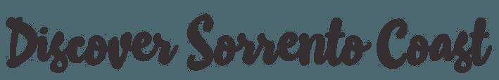 Logo Discover Sorrento Coast blog amalfi