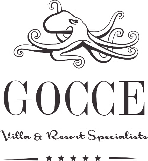 Logo Gocce Villa e Resort specialists